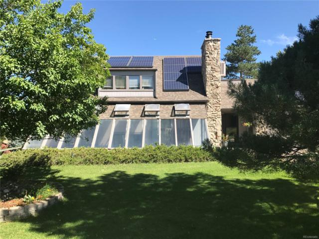 10715 Black Forest Drive, Parker, CO 80138 (#8606321) :: The Dixon Group