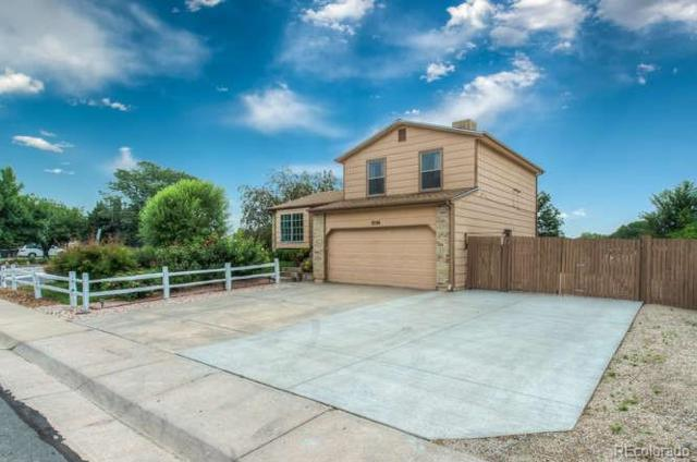 9396 Clermont Drive, Thornton, CO 80229 (#8610095) :: The Galo Garrido Group