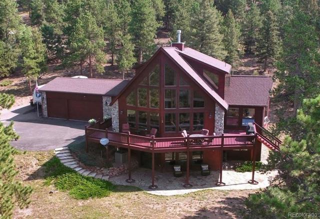 11352 Belle Meade Drive, Conifer, CO 80433 (MLS #8614599) :: 8z Real Estate