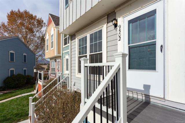 9502 W Ontario Drive, Littleton, CO 80128 (#8614927) :: The Peak Properties Group
