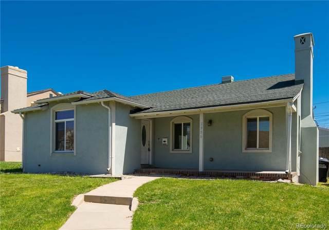 2986 Albion Street, Denver, CO 80207 (#8620319) :: The Peak Properties Group