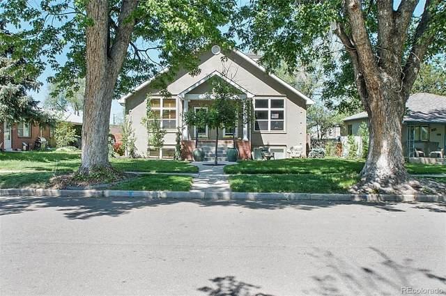 2485 S Sherman Street, Denver, CO 80210 (#8622639) :: The Gilbert Group