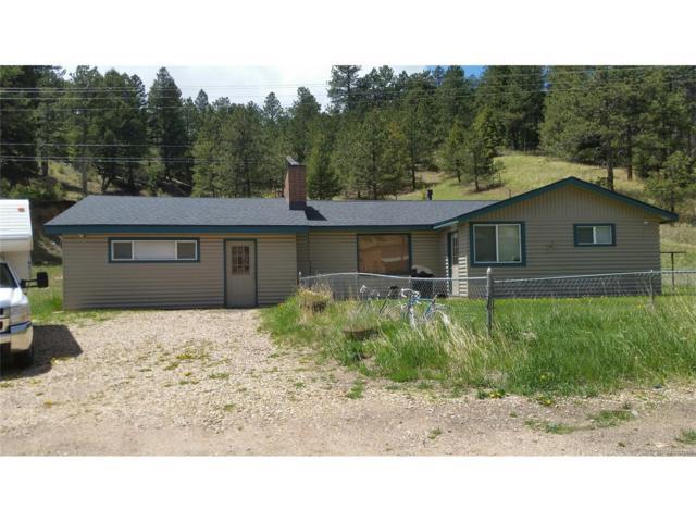 30530 Highway 72, Golden, CO 80403 (MLS #8623709) :: 8z Real Estate