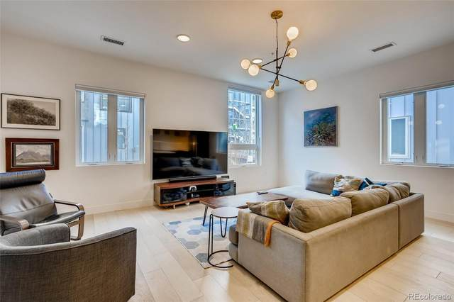 2570 Lawrence Street #101, Denver, CO 80205 (#8623914) :: The Dixon Group