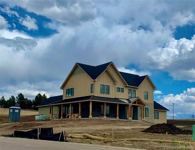 2860 Hidden Den Court, Franktown, CO 80116 (#8624137) :: Bring Home Denver with Keller Williams Downtown Realty LLC