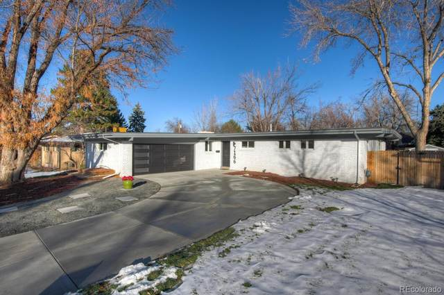 7166 S Apache Street, Littleton, CO 80120 (#8626540) :: Venterra Real Estate LLC