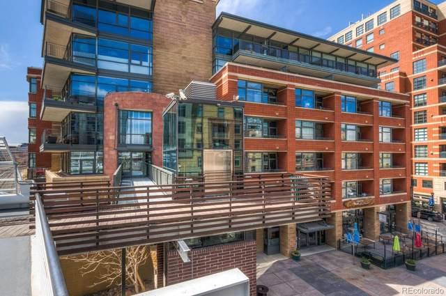 2100 16th Street #402, Denver, CO 80202 (MLS #8628530) :: 8z Real Estate