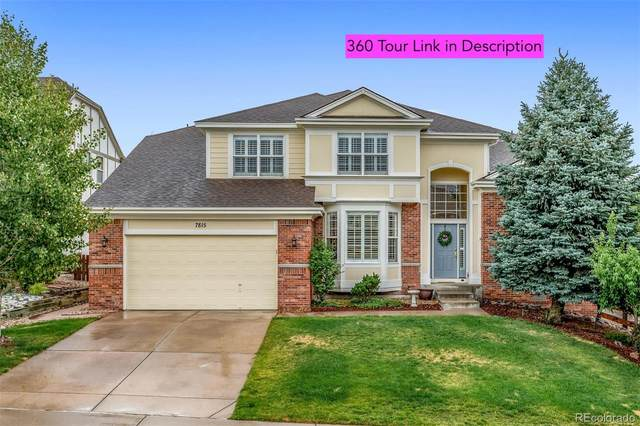 7815 Stonedale Drive, Castle Pines, CO 80108 (MLS #8629170) :: 8z Real Estate