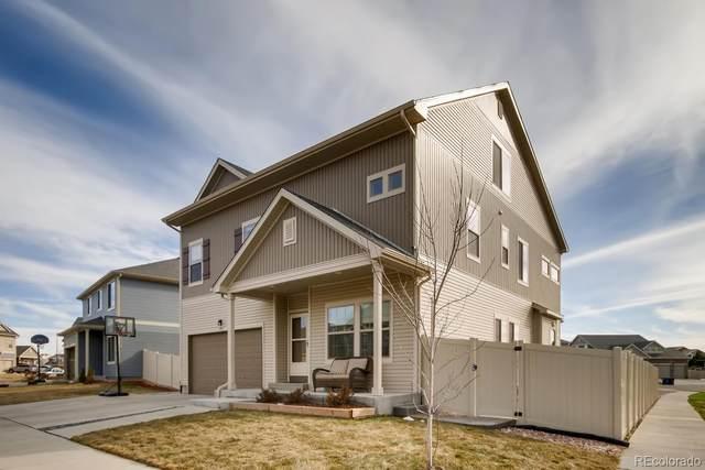4845 Ceylon Way, Denver, CO 80249 (MLS #8629513) :: 8z Real Estate