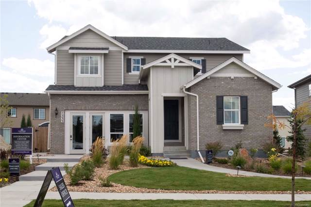 7233 S Scottsburg Way, Aurora, CO 80016 (MLS #8631397) :: 8z Real Estate