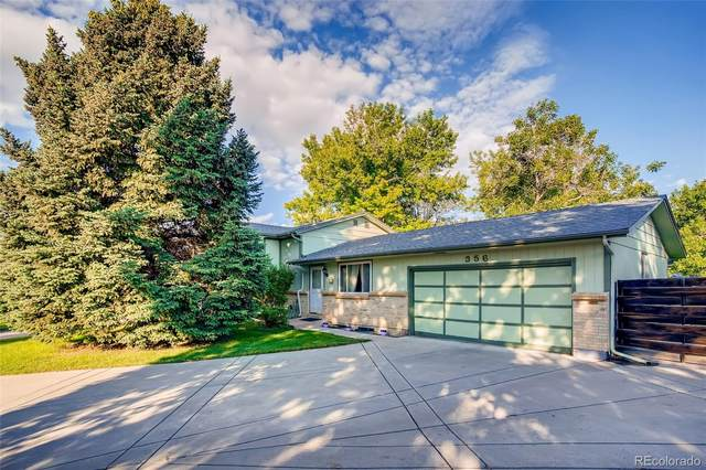 356 Aquarius Court, Littleton, CO 80124 (MLS #8636402) :: Clare Day with Keller Williams Advantage Realty LLC