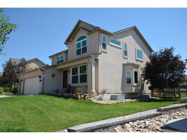 15635 Split Creek Drive, Monument, CO 80132 (MLS #8636844) :: 8z Real Estate