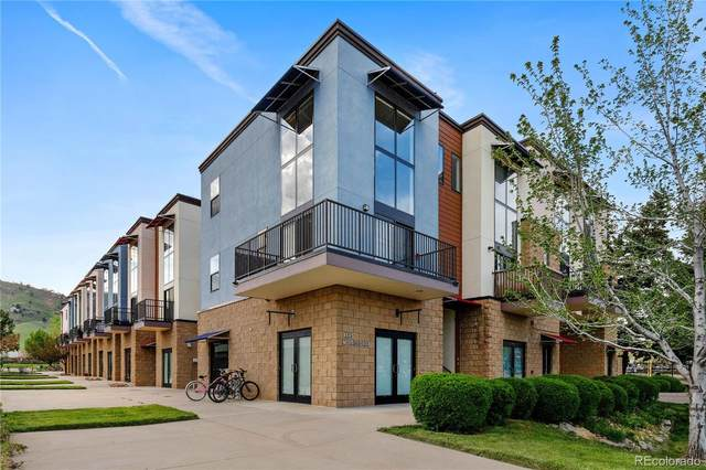 4645 Broadway Street A4, Boulder, CO 80304 (MLS #8638851) :: 8z Real Estate