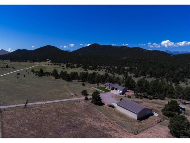 210 Maricopa Court, Westcliffe, CO 81252 (#8641090) :: Bring Home Denver