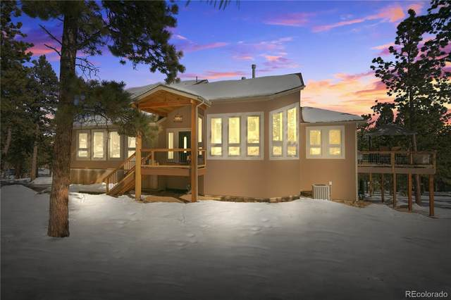 290 Mohawk Trail, Pine, CO 80470 (#8641609) :: Berkshire Hathaway Elevated Living Real Estate