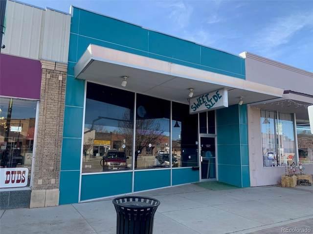 208 Clayton Street, Brush, CO 80723 (#8644620) :: The Gilbert Group
