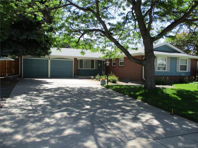 6970 Pierson Street, Arvada, CO 80004 (#8646241) :: The Griffith Home Team