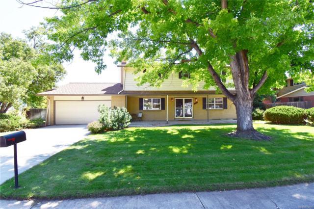 7054 S Kendall Court, Littleton, CO 80128 (#8646389) :: The HomeSmiths Team - Keller Williams
