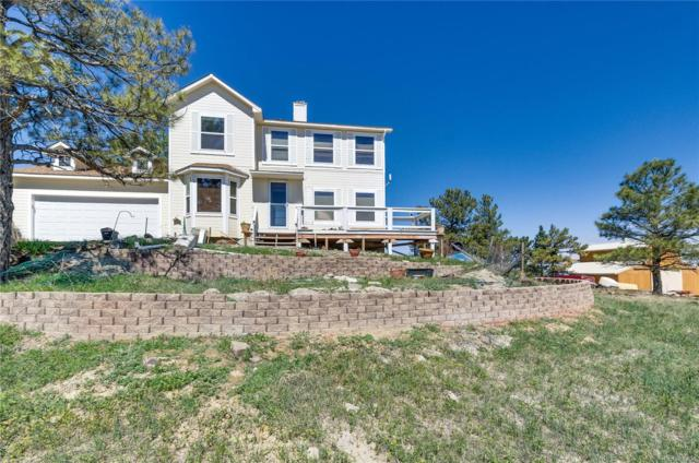 22495 Amethyst Road, Deer Trail, CO 80105 (#8646962) :: The Griffith Home Team