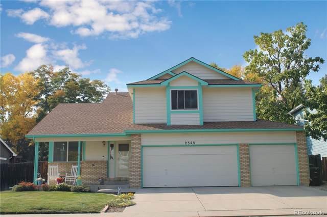 2325 Sherri Mar Street, Longmont, CO 80501 (MLS #8647831) :: The Sam Biller Home Team