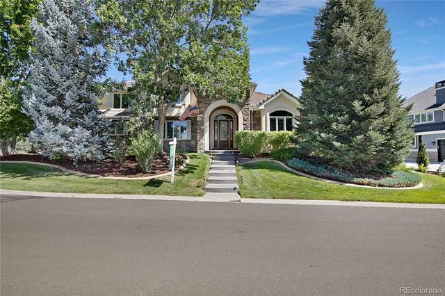 4 Arabian Place, Littleton, CO 80123 (#8648645) :: Kimberly Austin Properties