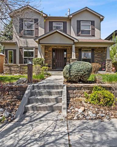 1361 S Clayton Street, Denver, CO 80210 (#8649410) :: The Healey Group