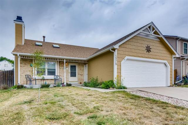 4575 S Quintero Street, Aurora, CO 80015 (MLS #8650297) :: The Sam Biller Home Team