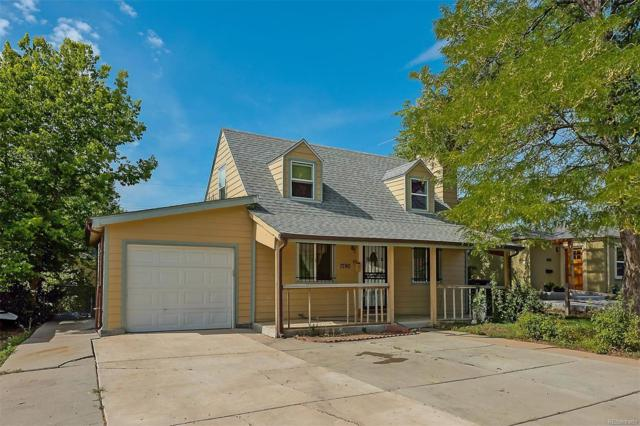 1790 W 51st Avenue, Denver, CO 80221 (#8650582) :: The Heyl Group at Keller Williams