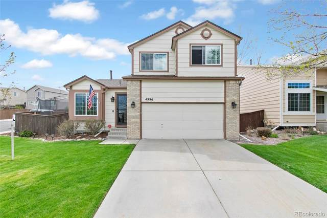 4996 Collinsville Place, Highlands Ranch, CO 80130 (#8654710) :: Mile High Luxury Real Estate
