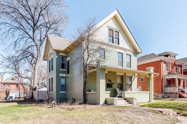 1570 Saint Paul Street, Denver, CO 80206 (#8655071) :: Colorado Home Finder Realty