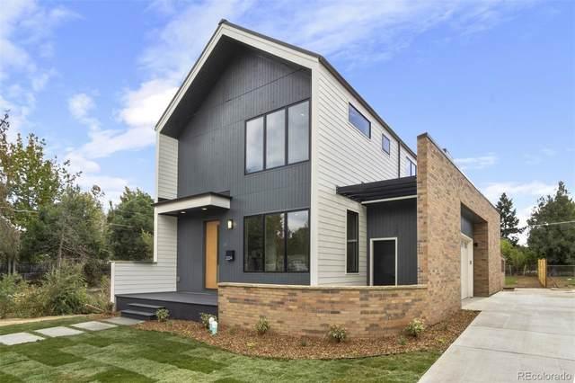 2224 W Parkhill Avenue, Littleton, CO 80120 (#8658875) :: The HomeSmiths Team - Keller Williams