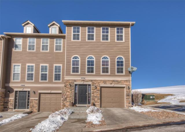 1034 Walters Point, Monument, CO 80132 (#8660511) :: The City and Mountains Group