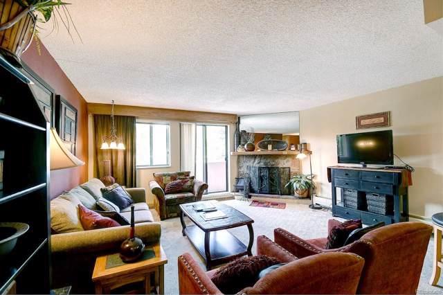 601 Village Road #107, Breckenridge, CO 80424 (#8666662) :: 5281 Exclusive Homes Realty