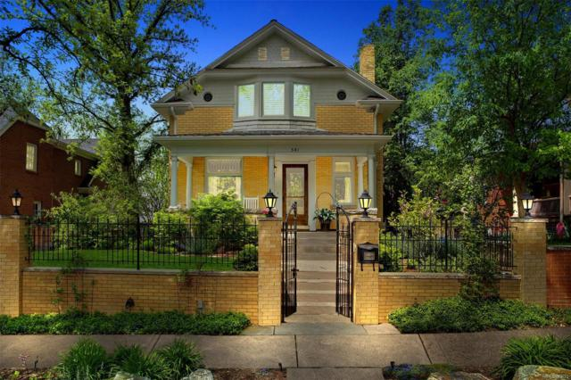 541 N High Street, Denver, CO 80218 (#8668069) :: My Home Team