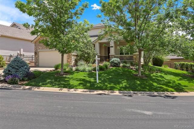 7628 Pineridge Terrace, Castle Pines, CO 80108 (MLS #8671944) :: 8z Real Estate