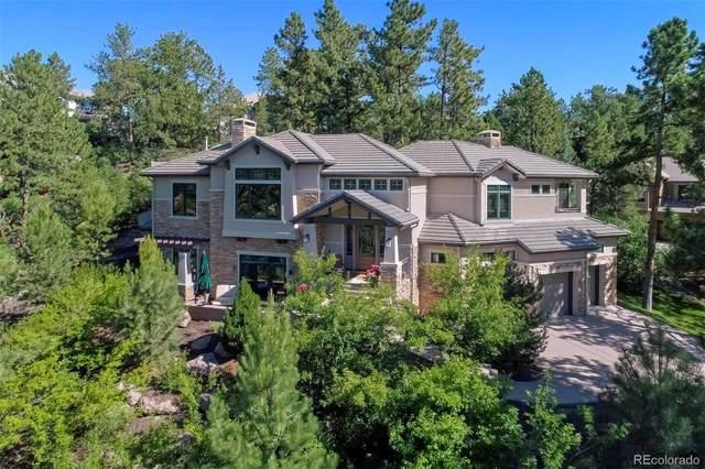 224 Hidden Valley Lane, Castle Rock, CO 80108 (#8674776) :: Peak Properties Group
