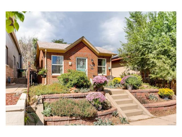 361 N Grant Street, Denver, CO 80203 (#8676281) :: Wisdom Real Estate