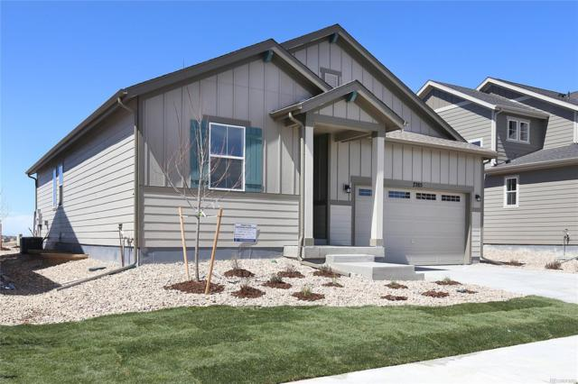 7285 S Titus Way, Aurora, CO 80016 (#8681085) :: The Peak Properties Group