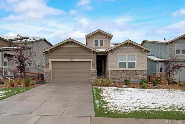17779 W 94th Drive, Arvada, CO 80007 (#8681716) :: Kimberly Austin Properties