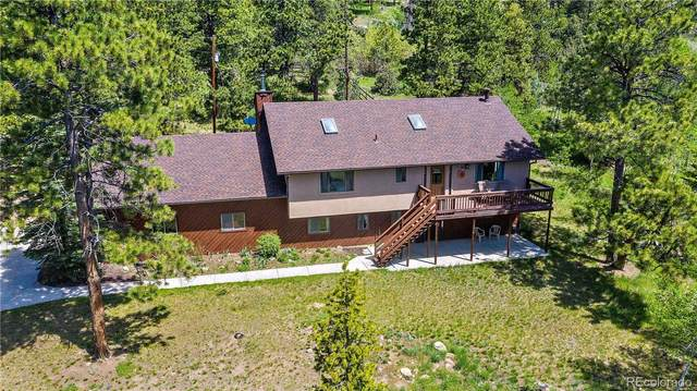 20363 Goins Drive, Morrison, CO 80465 (MLS #8682003) :: 8z Real Estate
