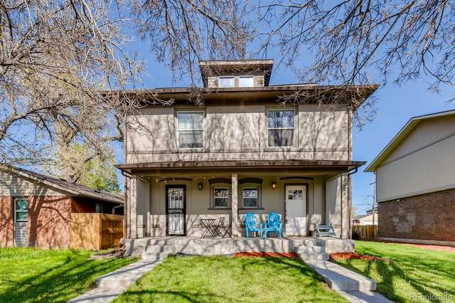 3026 N Gilpin Street, Denver, CO 80205 (MLS #8682332) :: Stephanie Kolesar