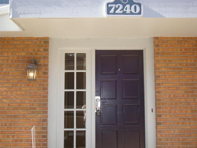 7240 S Xenia Circle, Centennial, CO 80112 (#8683638) :: Wisdom Real Estate