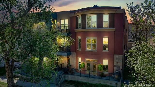 2422 Tremont Place #305, Denver, CO 80205 (#8683952) :: RazrGroup