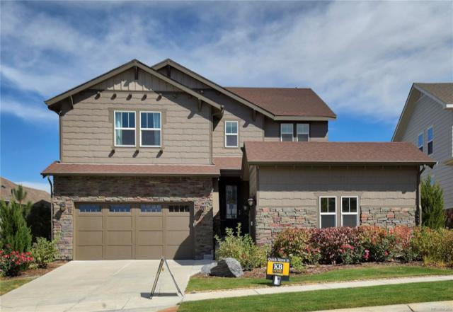 7808 S Flat Rock Court, Aurora, CO 80016 (#8684411) :: The DeGrood Team