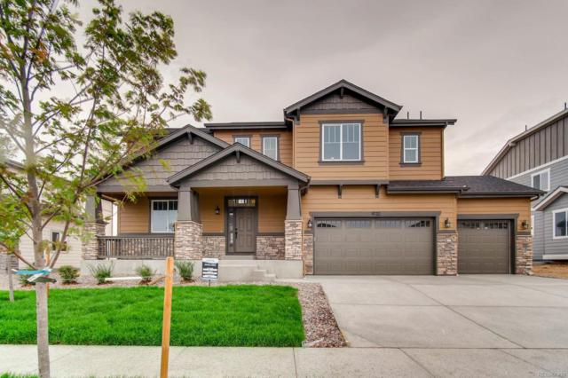 11722 E Ouray Court, Commerce City, CO 80022 (#8689665) :: The Peak Properties Group