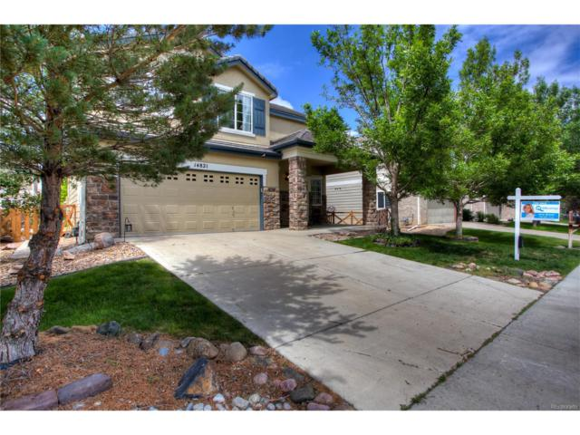 14821 E 118th Place, Brighton, CO 80603 (MLS #8691021) :: 8z Real Estate