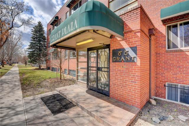 85 N Grant Street #4, Denver, CO 80203 (MLS #8699591) :: Kittle Real Estate