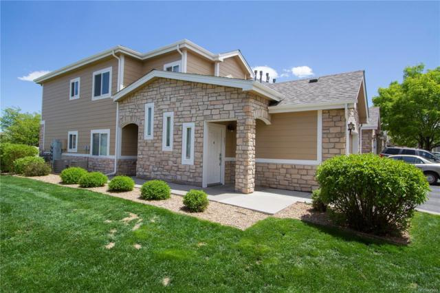 2899 W 119th Avenue #201, Westminster, CO 80234 (#8703160) :: The HomeSmiths Team - Keller Williams