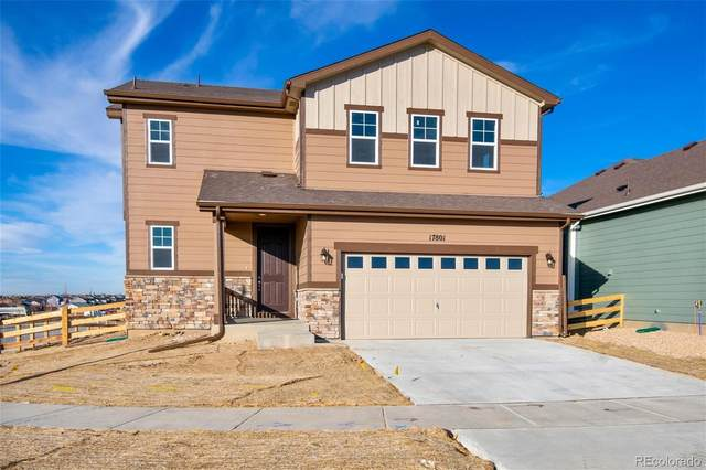 17801 E 96th Place, Commerce City, CO 80022 (#8704143) :: The Colorado Foothills Team | Berkshire Hathaway Elevated Living Real Estate