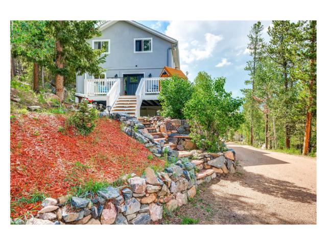 598 Lakeview Road, Bailey, CO 80421 (MLS #8704337) :: 8z Real Estate